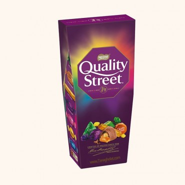 شکلات پذیرایی کوالیتی استریت نستله - 232 گرم