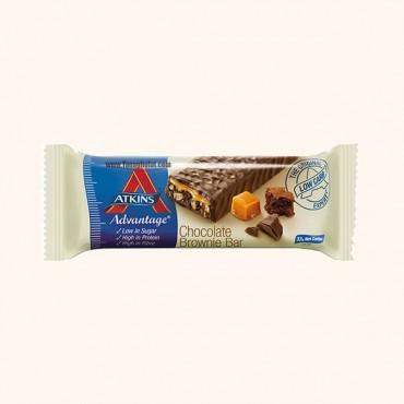 شکلات براونی و کارامل رژیمی اتکینز