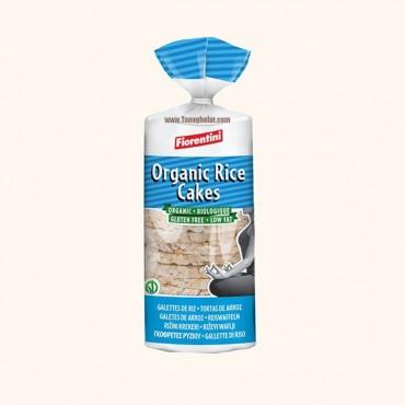 رایس کیک فیورنتینی ارگانیک بدون گلوتن و بدون نمک افزوده