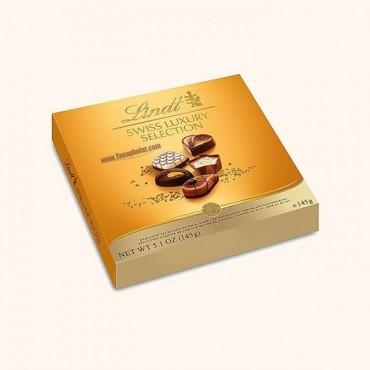 شکلات کادویی لینت مدل سوئیس لاکچری سلکشن 145 گرمی
