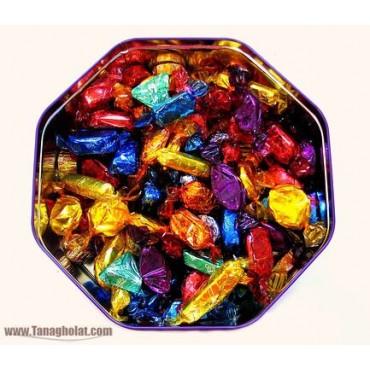 شکلات کادویی و پذیرایی جعبه فلزی کوالیتی استریت نستله - 900 گرم