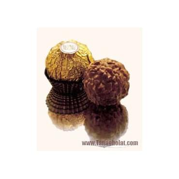 شکلات پذیرایی و کادویی فررو روشر سینی 24 عددی