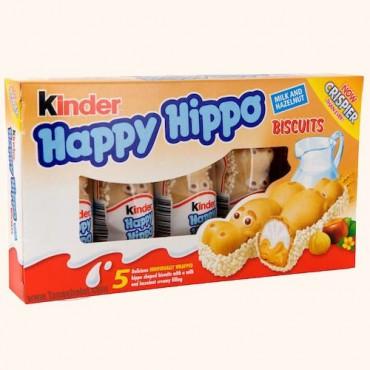 بیسکویت شکلات کیندر هپی هیپو