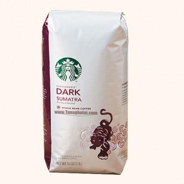 دانه قهوه استارباکس دارک مدل سوماترا