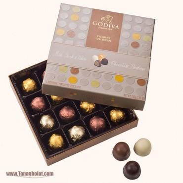 شکلات کادویی لوکس 200 گرم گودیوا